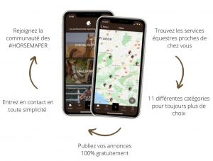 application the horsemap