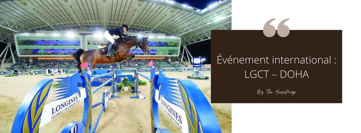 Longines Global Championship Doha 2021